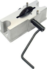 Proform 66785 Universal Manual Piston Ring Filing Tool - 120 Grit - Aluminum
