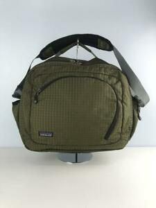 patagonia Briefcase Grn  Green Briefcase 417 From Japan