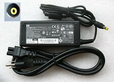 Genuine FOR HP COMPAQ Laptops AC Adapter 65W 402018-001 NEW