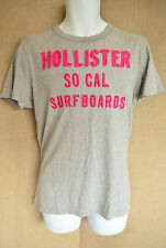 HOLLISTER Grey casual t-shirt MEDIUM