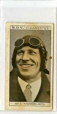(Gs506-JB) Phillips BDV, Whos Who in Aust Sport, Woodfull / Smith 1933 G-VG