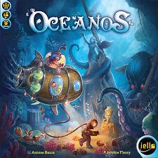 Oceanos: Ein Familienspiel von Antoine Bauza (IELLO 513343), Deutsch, Neu