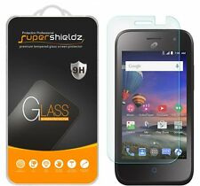 Supershieldz® Tempered Glass Screen Protector Saver For ZTE Citrine LTE