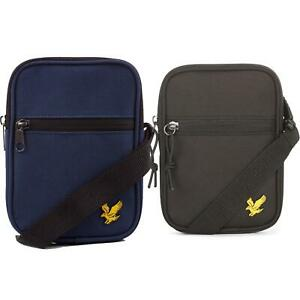 Lyle & Scott Cross Body Messenger Bag