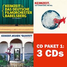 Keimzeit - CD-Paket - Das Original - Mit Autogrammkarte