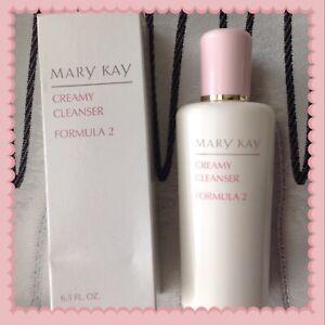 Rare HTF New In Box Mary Kay Creamy Cleanser Formula 2 6.5 fl oz ~ Fast Ship
