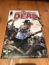 The Walking Dead Issue #1 Wizard World Portland 2013 Variant Michael Golden