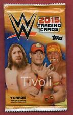 2015 Topps WWE Auto/Relic HOT PACK Lesnar/The Rock/Flair/Hulk/Cena/Paige/AJ Lee?