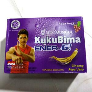 Kuku Bima 60 / 120 Sachet Halal Energy Drinks Express Shipping