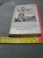 ROSE: MY LIFE IN SERVICE By Rosina Harrison - Hardcover