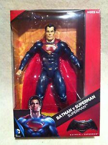 "DC Comics Multiverse Batman v Superman 12""SUPERMAN!  Factory Sealed!"