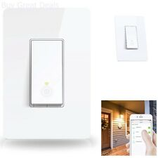TP-Link Smart Wi-Fi Light Switch No Hub Required Single Pole Control Your Fix