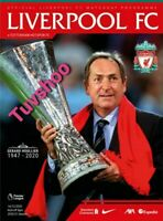 Liverpool v Tottenham Hotspur Spurs PREMIER LEAGUE COLLECTORS PROGRAMME 16/12/20