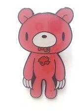 Cute Pink Gloomy Bear Metal Pin Badge ~NEW~