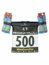 Ronhill Race Number Belt Marathon Running And Gel Storage Accessory