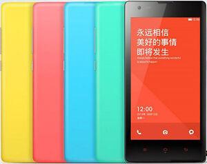 "Original Hongmi Redmi 1 4GB Rom 1GB RAM 4.7"" 3G Wifi Android Quad Core Dual SIM"
