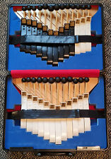 More details for belleplates bp25 two octave set with case