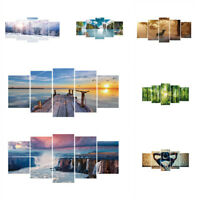 5x HIgh Definition Printing PVC Painting Home Decoration Bedroom Wall Picture