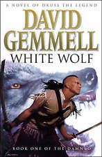 White Wolf (The Damned Series, Book-1), Gemmell, David | Hardcover Book | Good |
