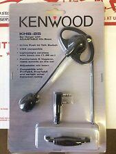 Kenwood KHS-25 Ear Hanger with Adjustable Mic Boom [4D]