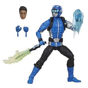 Power Rangers Lightning Collection 6-Inch Beast Morphers Blue Ranger
