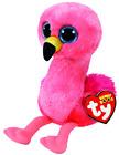 TY Beanie Boos Regular - GILDA The Pink Flamingo - NEW