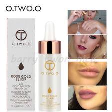 Makeup Rose Gold Anti-aging Elixir Skin for Face Essential Moisturizing Oil 24k