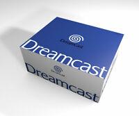 Caja vacia Sega Dreamcast (no incluye la consola) | Sega Dreamcast empty box