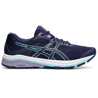 Asics GT-1000 8 Womens Ladies Adults Running Fitness Trainer Shoe Blue
