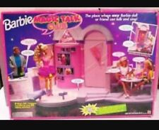 BARBIE MAGIC TALK CLUB PLAY SET 2090 MATTEL 1992 NIB NRFB