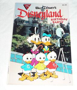 Uncle Scrooge Goes to Disneyland #1