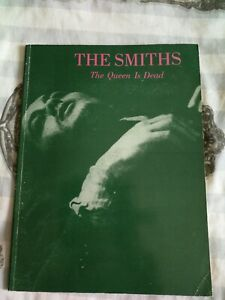 The Smiths The Queen Is Dead Sheet Music Songbook