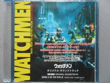 Bob DYLAN, LEONARD COHEN Jimi Hendrix.../Watchmen Promo Soundtrack 2009 Japan/CD