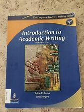 Introduction to Academic Writing 3rd Ed. - Alie Oshima, Ann Hogue