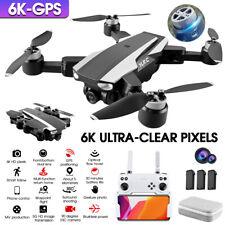 5G WiFi-RC Drohne 6K HD Kamera GPS Auto Return Selfie Quadrocopter Mit 3 Akku