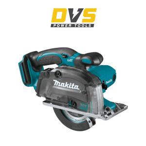 Makita DCS552Z Cordless 18V LXT 136mm Metal Cutting Circular Saw Body Only