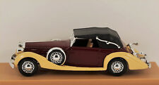 Solido Age D'Or red box Delage D8 120 8 cyl 4750cc1939 red & cream #31 Excellent