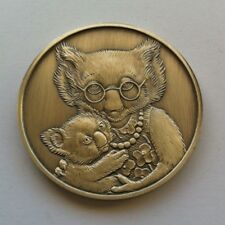 2000 Silver Koala Medallion ex Baby Proof Set