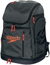 New listing Speedo Japan Swim-Swimming Swimmer's Bag Back Pack Sd96B01 New Black Red