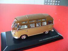 1/43 Yat Ming  VW T1 Bus Lowrider braun 43209