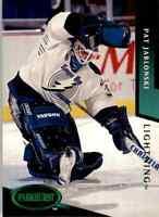 1993-94 Parkhurst Emerald Ice Pat Jablonski #192