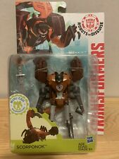 Transformers Warriors 6 inch Scorponok Includes 1 Weapon Accessory
