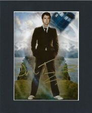 Dr Who T Certified Original Collectable Autographs