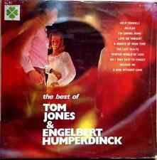 TOM JONES & ENGELBERT HUMPERDINCK - LP (1971) SIGILLATO/SEALED