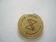 PINS RARE MARSEILLE ECOLE ORGUE BONNEVEINE ORGAN INSTRUMENT MUSIQUE