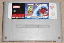 Cool Spot-SNES Super Nintendo Juego-PAL UKV una versión