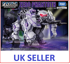 **UK Seller** Zoids ZERO PHANTOTH (ZW43) - Official Takara Tomy - Toy Figure