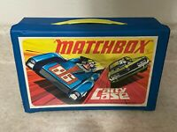 Matchbox 1971 Collector's 24 Count Carry Case With Trays