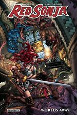 RED SONJA: WORLDS AWAY VOL #1 TPB Dynamite Action Adventure Comics TP