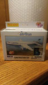 Daron Air Tran Construction Toy Best-lock 55 Pieces